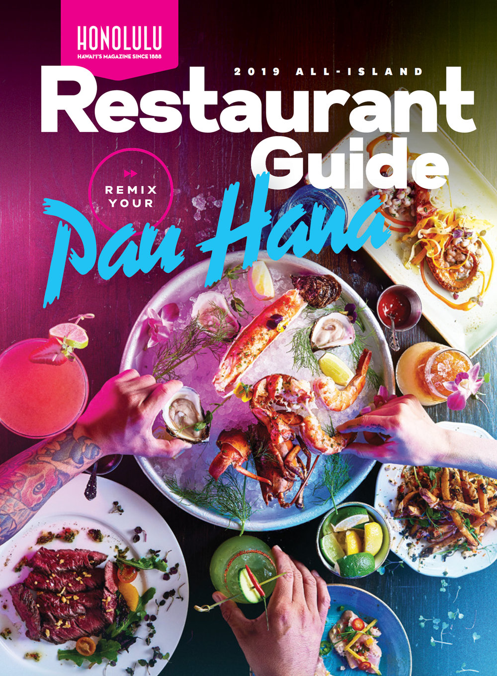 Honolulu Magazine Restaurant Guide   ©  2013-2019 Steve Czerniak