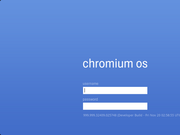How To Run Google Chrome OS From A USB Drive — Susan Beebe