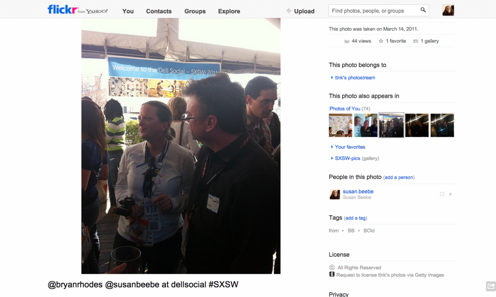 Dell Social at SXSW 2011