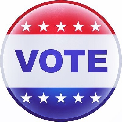 Today is #ElectionDay  so remember to #goVote! 🗳  After you vote, tweet #Ivoted  🇺🇸 #BeAVoter  #ElectionDay2018 #Midterms2018  #VotingDay #Vote