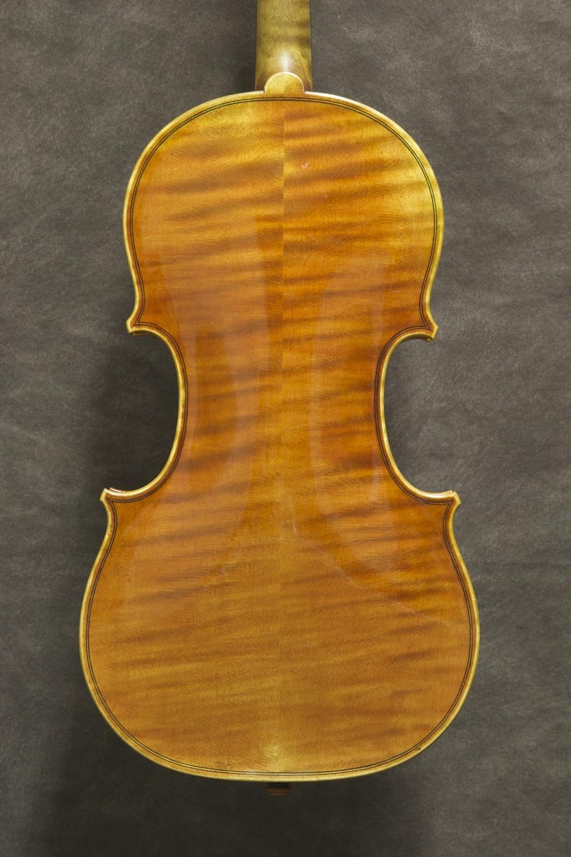 2005 violin, Fiorini model