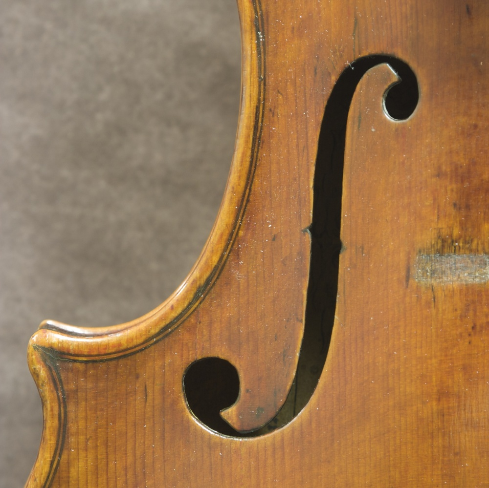 Santo Seraphin, Venice Italy  c.1730 violin