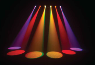 Chauvet Pinspot Pack