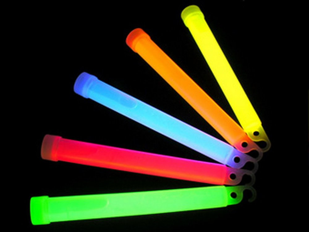 Glow Sticks & Neon Handouts