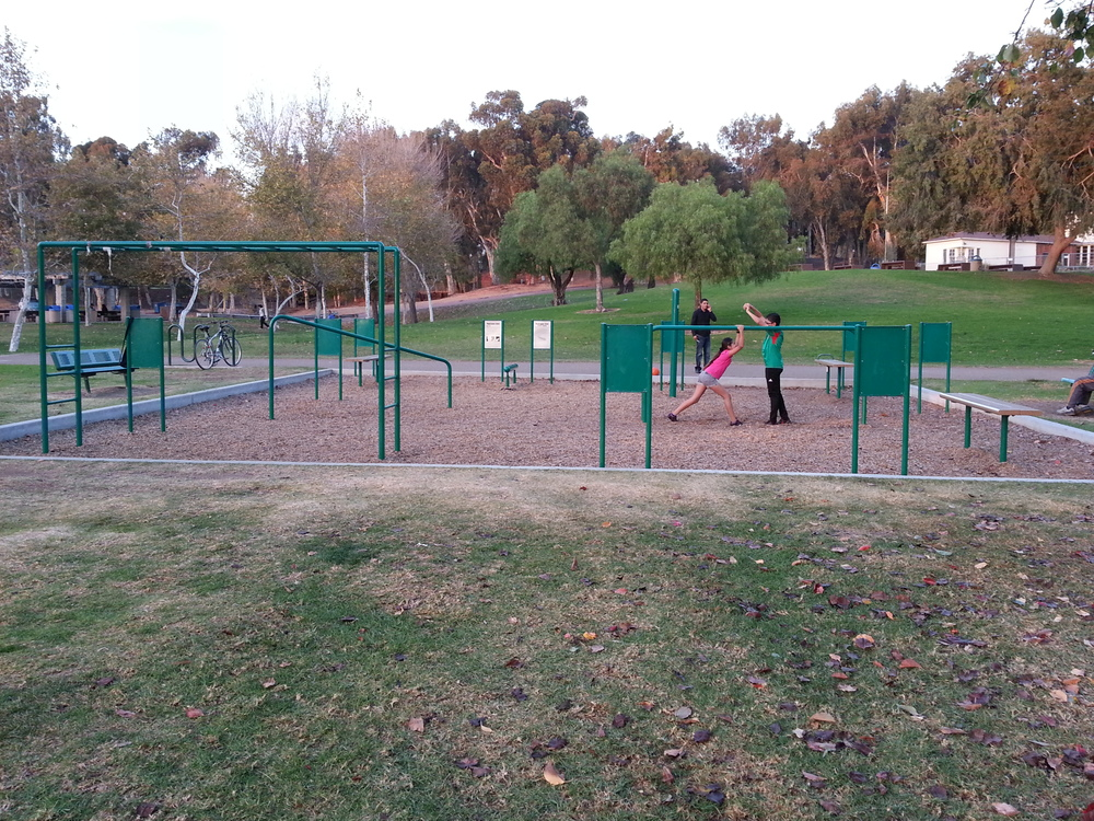 5 San Diego Parks For Bodyweight Exercise � Strong Made Simple ...