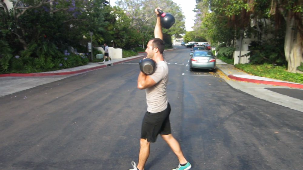 12 Loaded Carries With Kettlebells Strong Made Simple