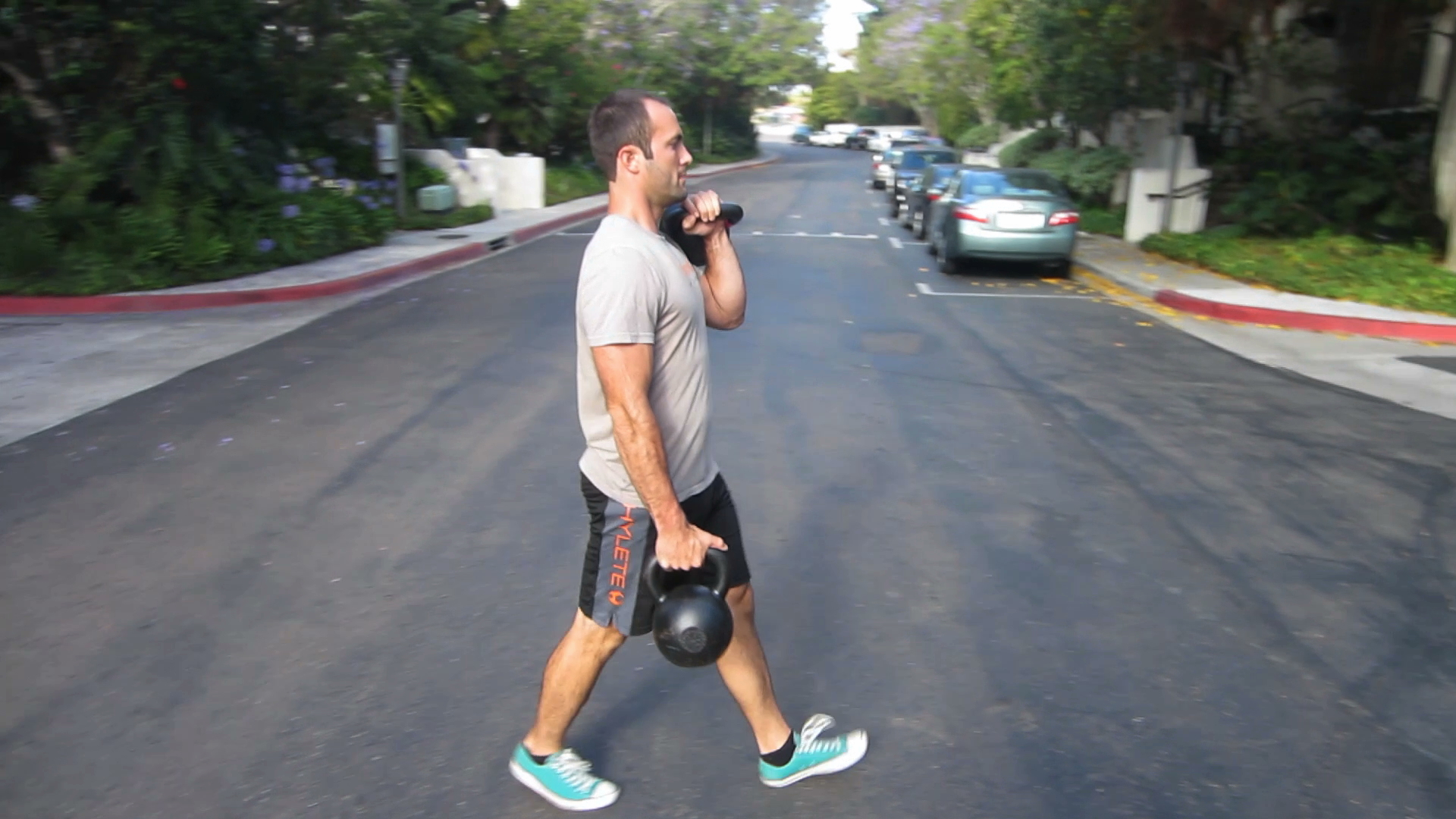 12 Loaded Carries With Kettlebells Strong Made Simple San Diego Circuit Training Kettlebell Climb Muscle Fitness Personal Trainer