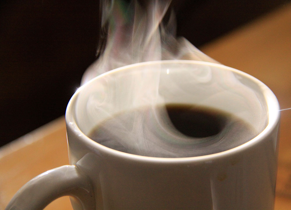 The original pre-workout. Coffee.                                    Photo Credit: Flickr user:  waferboard