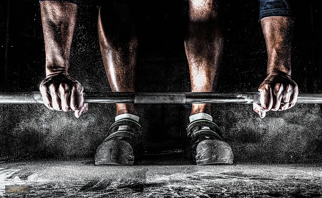 If you're not gripping the barbell tight enough, your nervous system may just not let you complete the lift.
