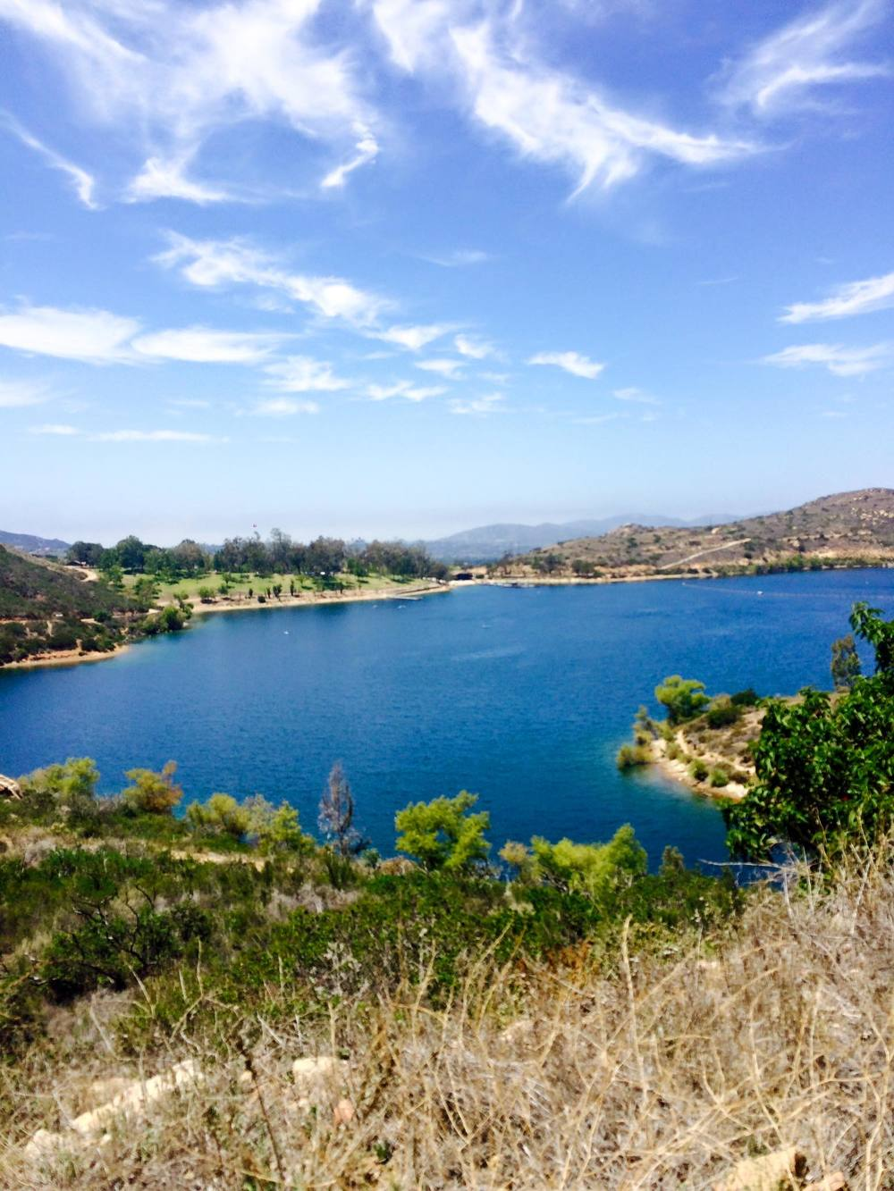 Lake at Mt. Woodson