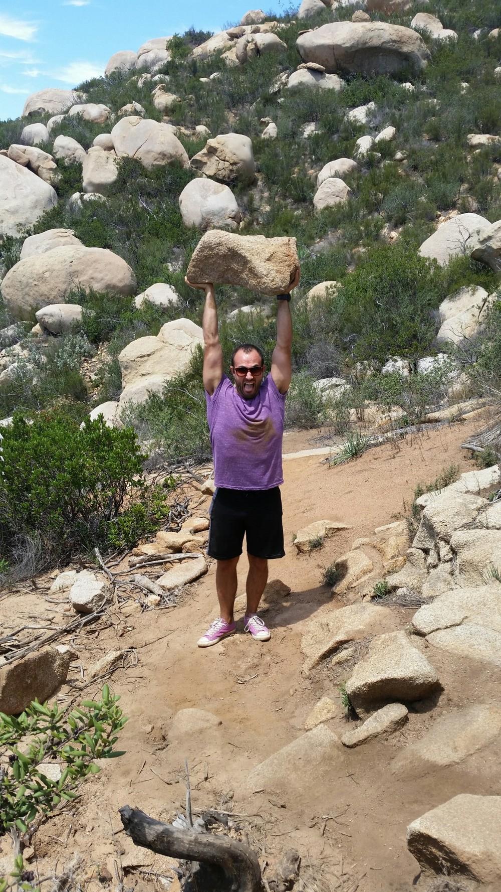 Stone Lifting