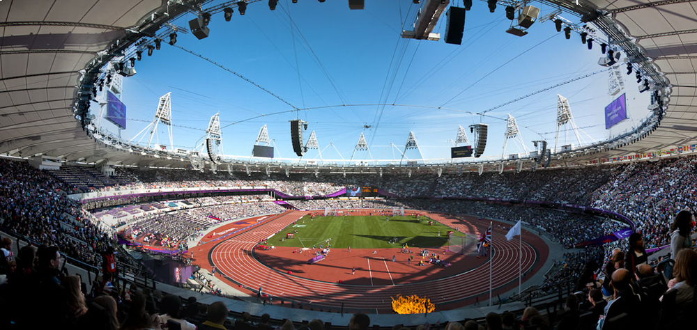The Stadium