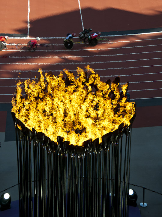The Olympic Flame (3)