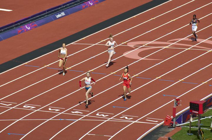 More running