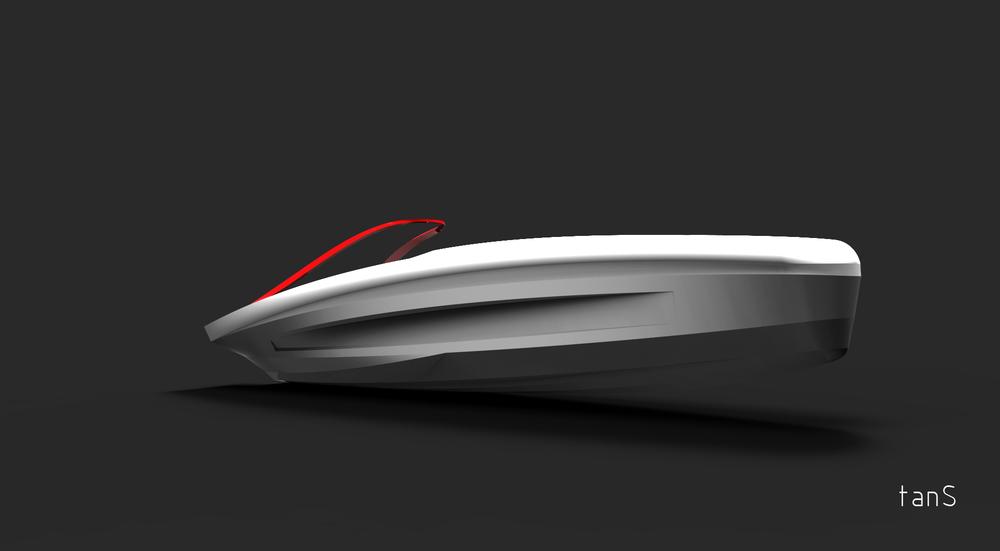 tb 2 - concept boat