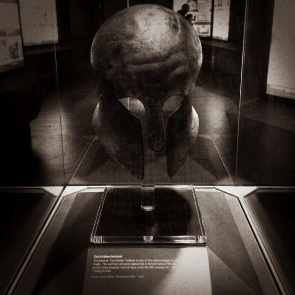 SpartanHelmetin theawesomeRoyal Armouries Museum