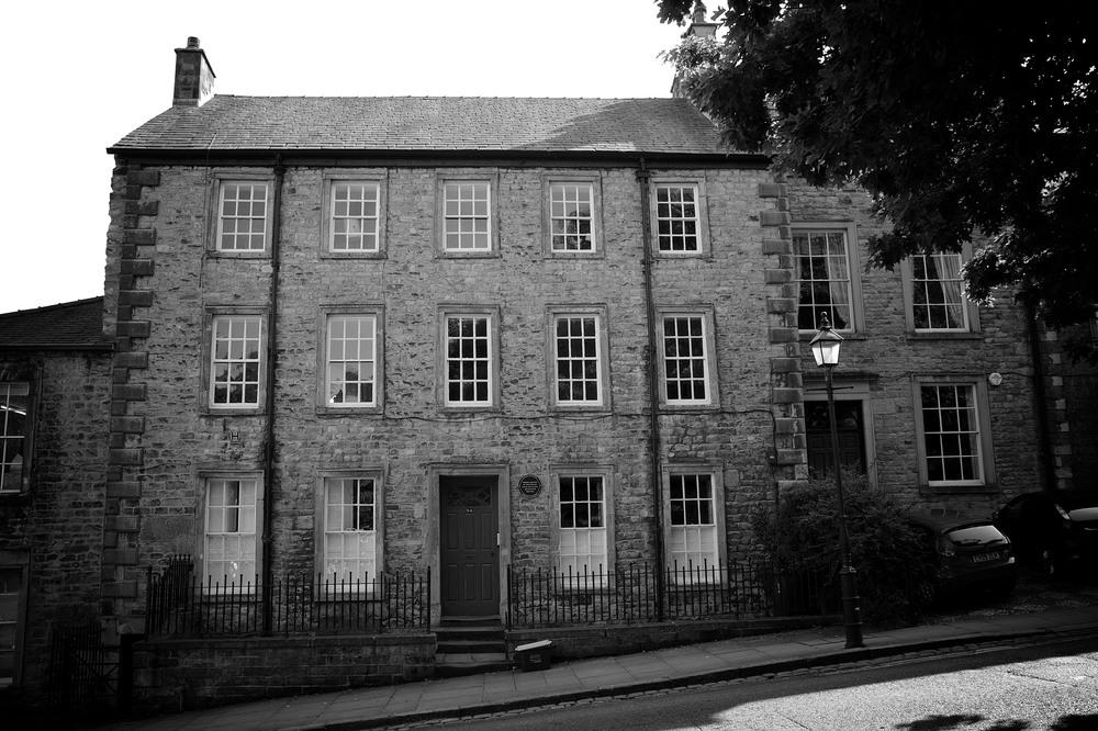 Living quarters, Lancaster