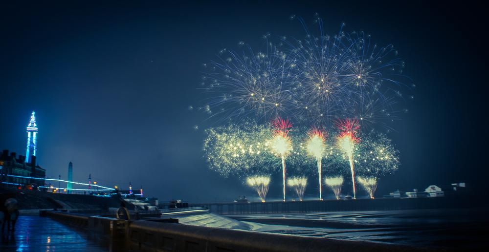 BPL Fireworks Championships - Ireland (Friday 9th September)