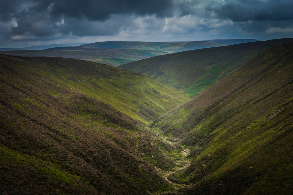 A look across the Forest of Bowland