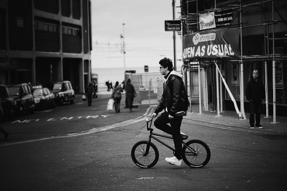 Easy Rider - Blackpool, UK