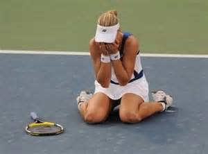 So...I usedthis picture because I'm almost fanatical about tennis.