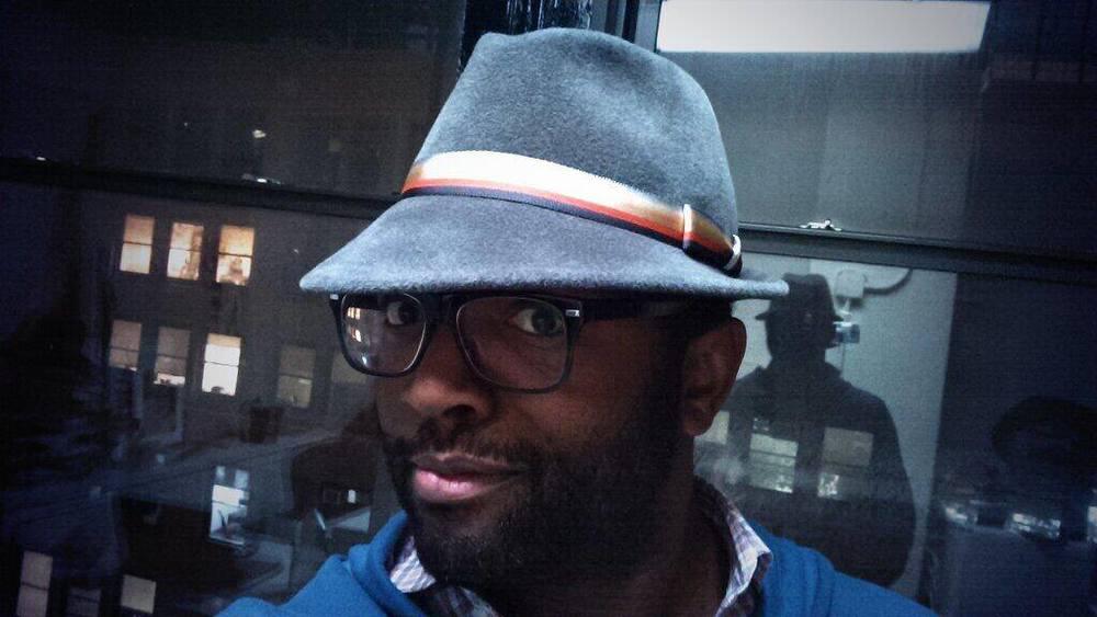My custom winter hat by Satya Twena