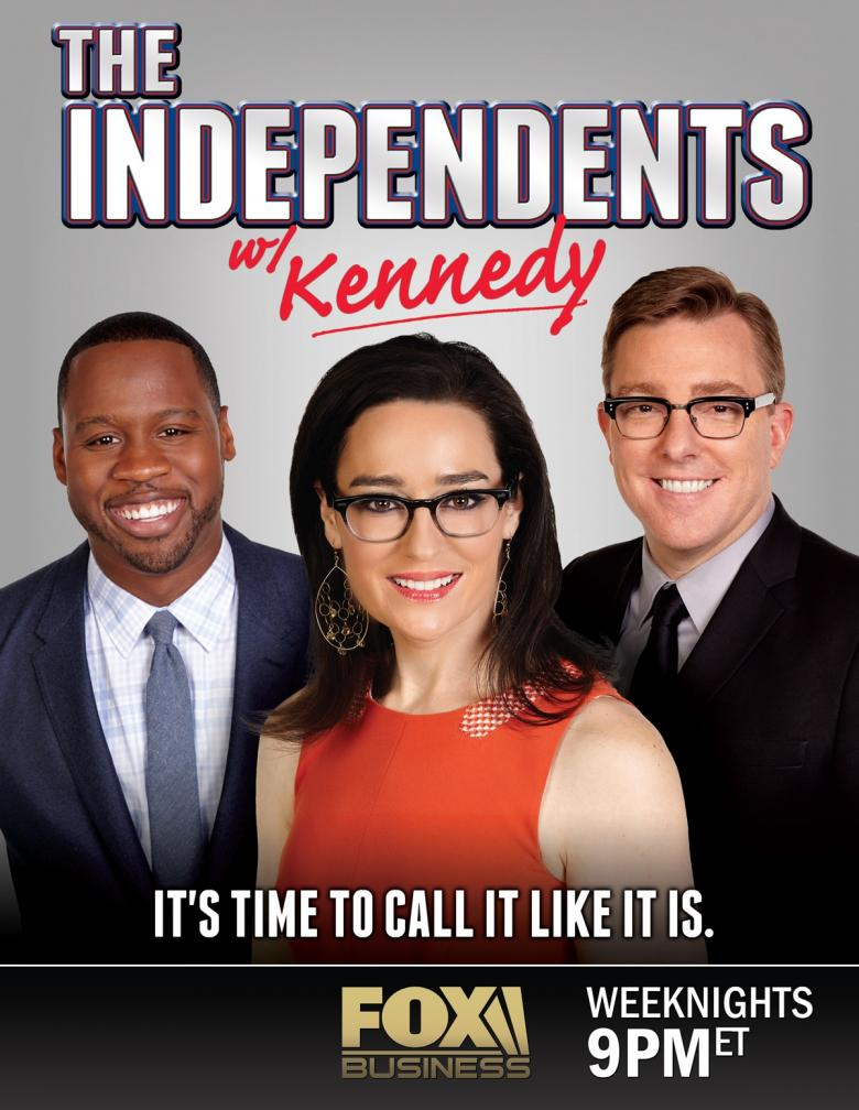 TV – Live Appearance on Fox Business's The Independents on