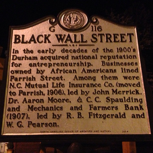 #BlackWallStreet