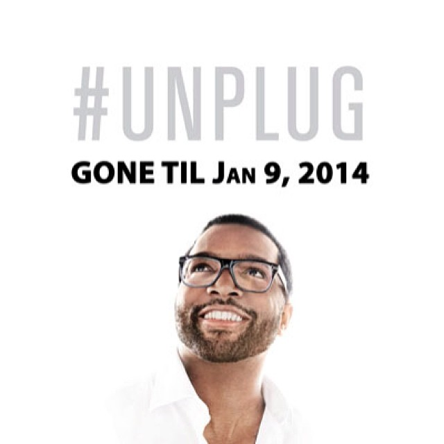 #unplug activated