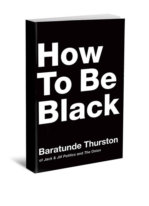 only some of them, i'm afraid elevenaside: I've always wanted to know how to be black; hopefully this book can answer all of my questions.