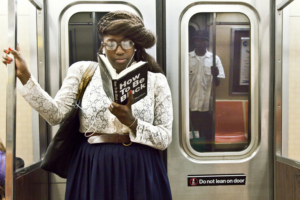 "unypl: ""How To Be Black,"" by Baratunde Thurston Borrow I Read"