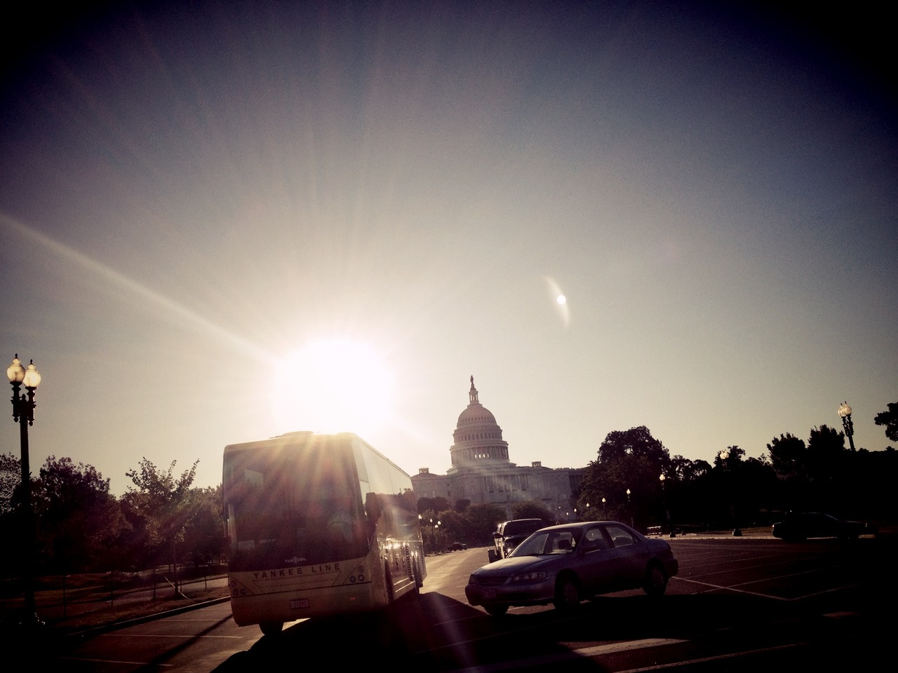 Pretty picture of #dc at Capitol Hill – View on  Path .