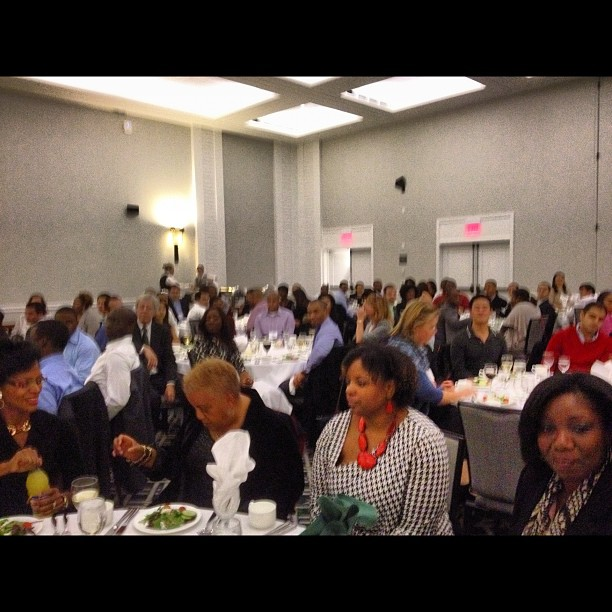#showtime! Speaking at Tuck Diversity Conference #TuckDivCo2012 (at The Hanover Inn at Dartmouth College)