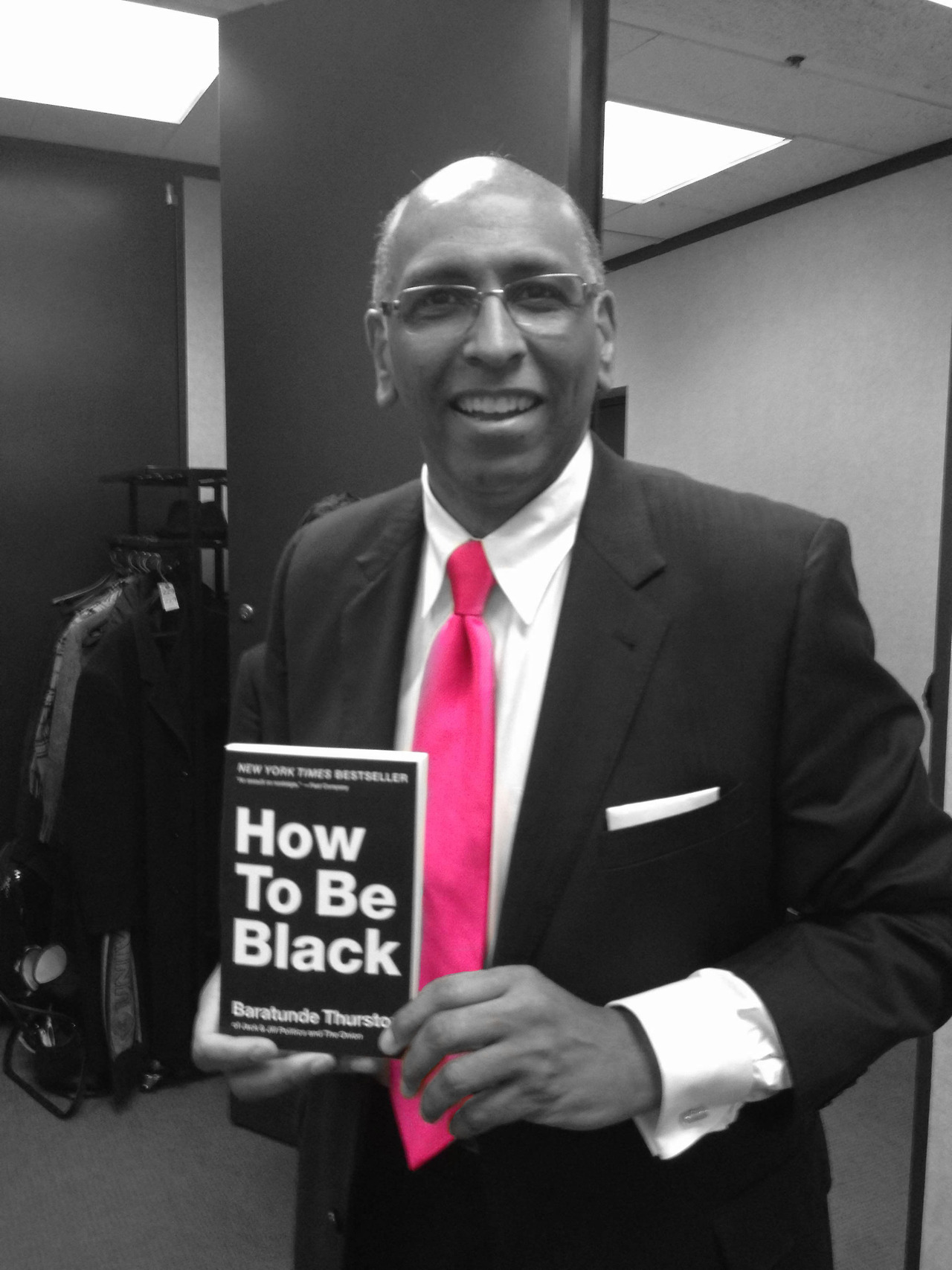 "Former RNC Chair Michael Steele. I call this piece ""Urban-Suburban-Hip-Hop"""