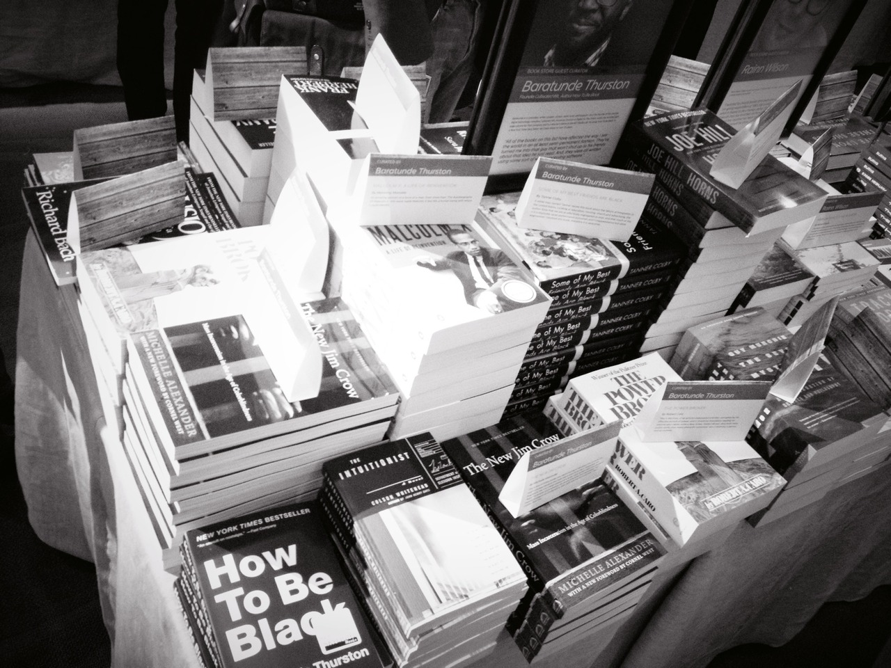Signed copies of #HowToBeBlack are at the #TED2013 bookstore. Get them now. #bookriots – View on Path.