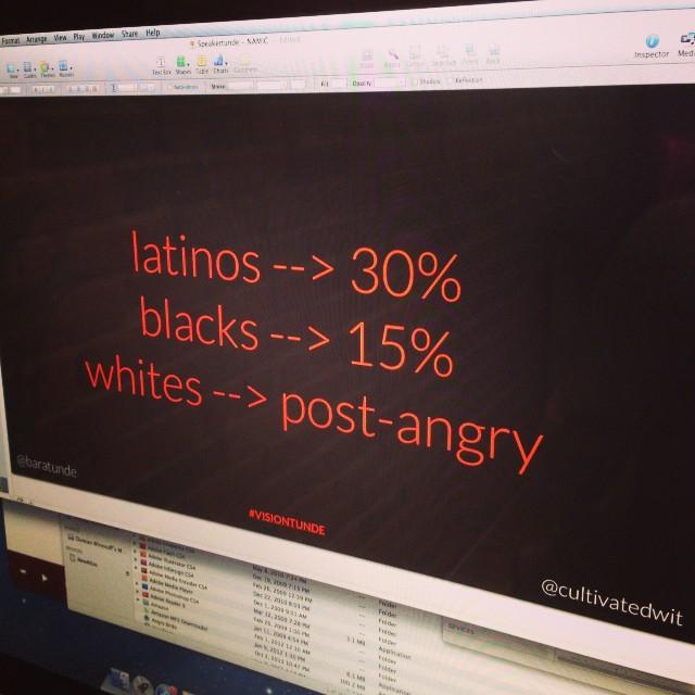 #america #2043 #demographics #keynote