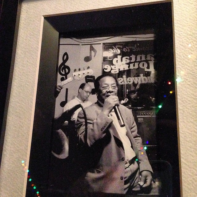 #RIP Little Joe Cook. #NutMan #CantabLounge #Cambridge (at Cantab Lounge)