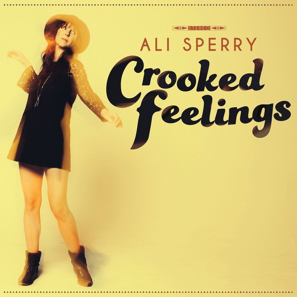 Crooked Feelings now available for streaming or purchase of mp3, CD or Vinyl!