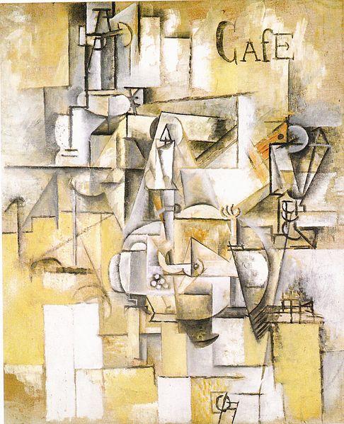 """Picasso's """"Le Pigeon aux Petits Pois"""""""