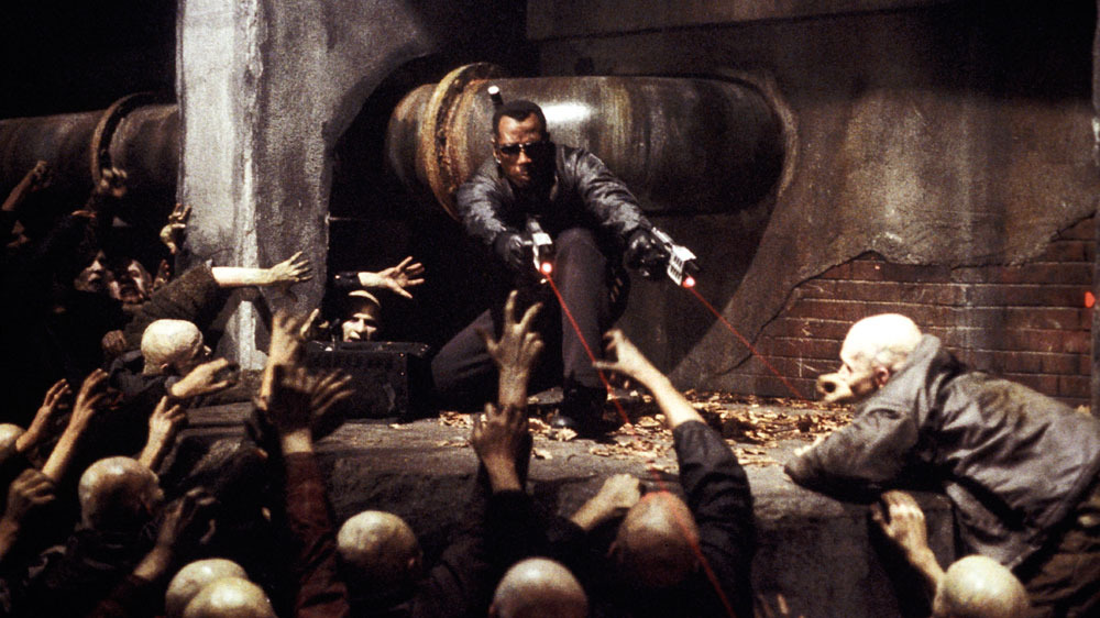 Blade II  (2002) New Line Cinema