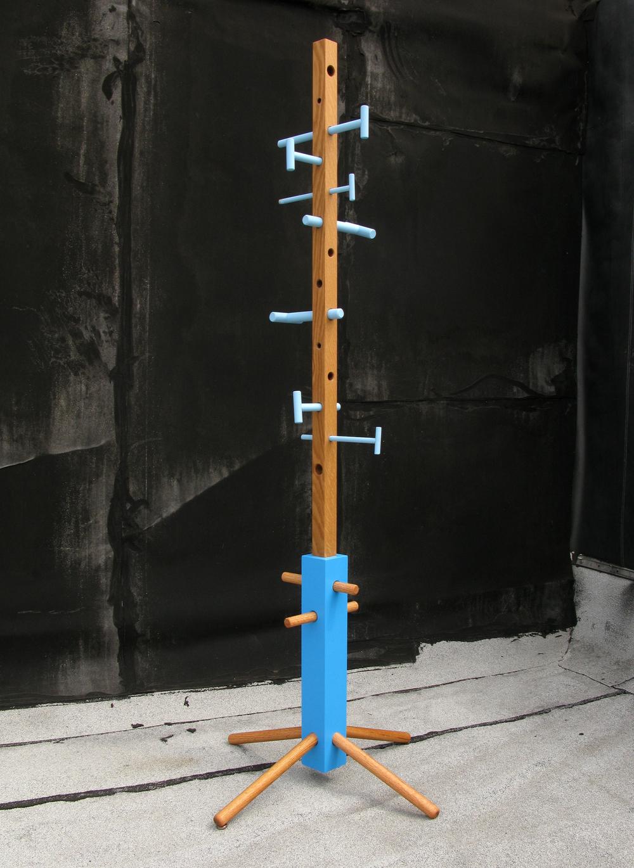 Some Sticks coat rack - 2011