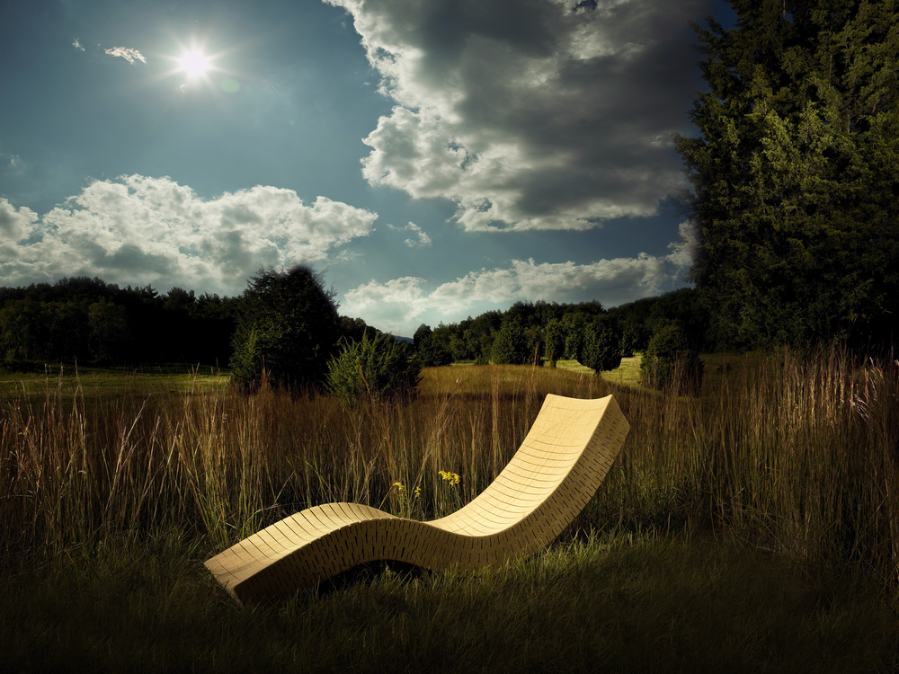 Cortiça chaise longue - 2006