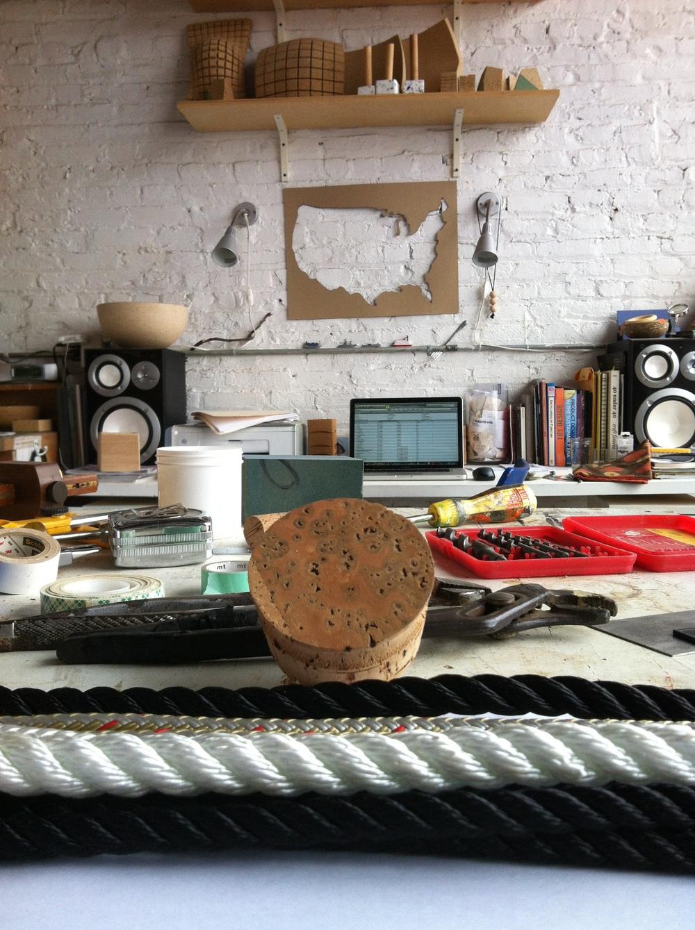 Studio- June 2013