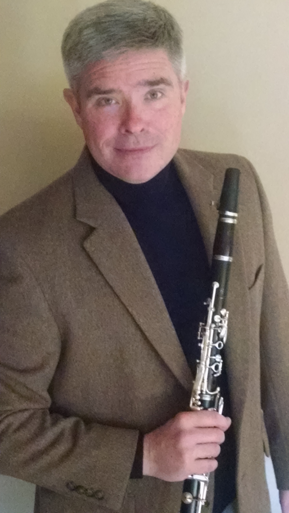 Guest Clarinetist Michael McDonald