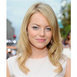 Emma Stone, Gentle waves, step by step