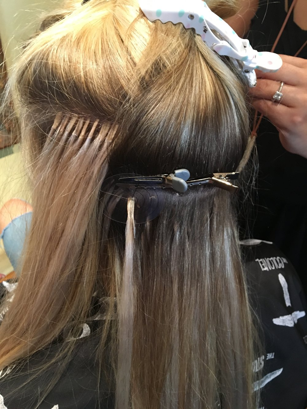 Hair Extension Care And Maintenance A Little Hair Help