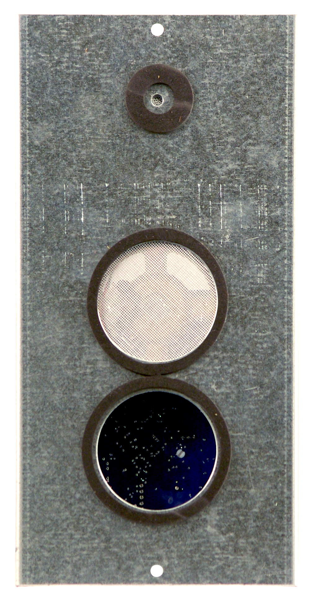 "Commander series - OEM-CS Distance from mic to speaker is 3.375"" Total dimensions are 9.5""x4.75""x2"""