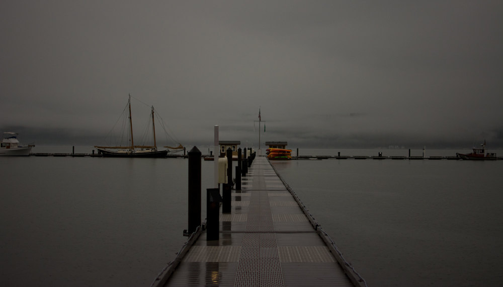 Alderbrook Pier