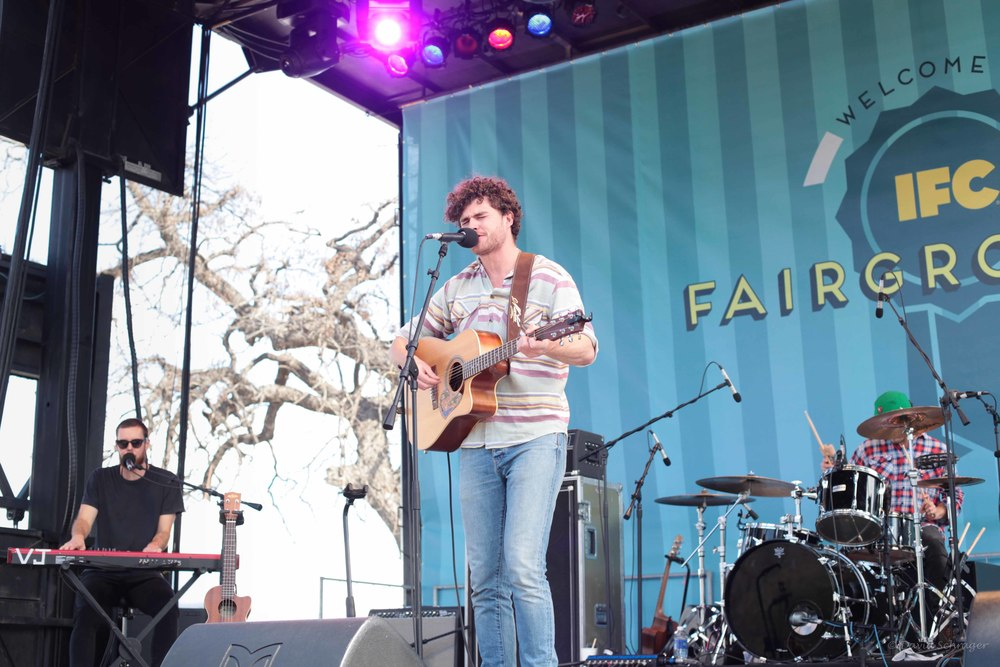 Vance Joy @ IFC Fairground