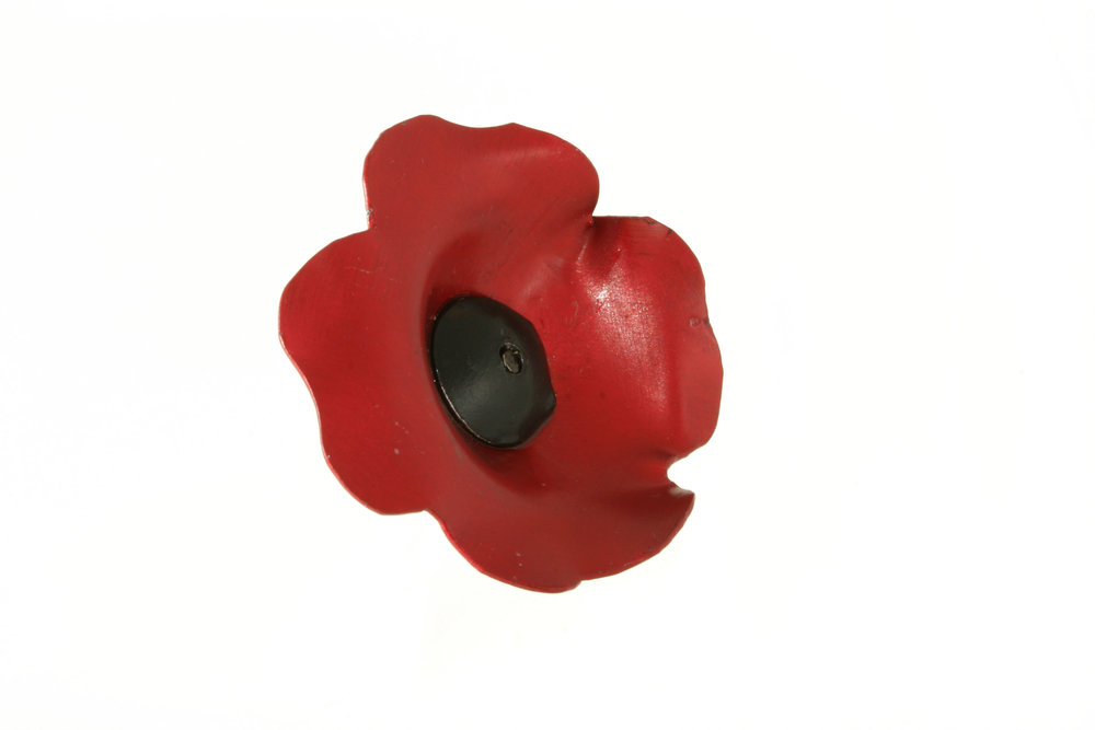 Remembrance Day Poppy.